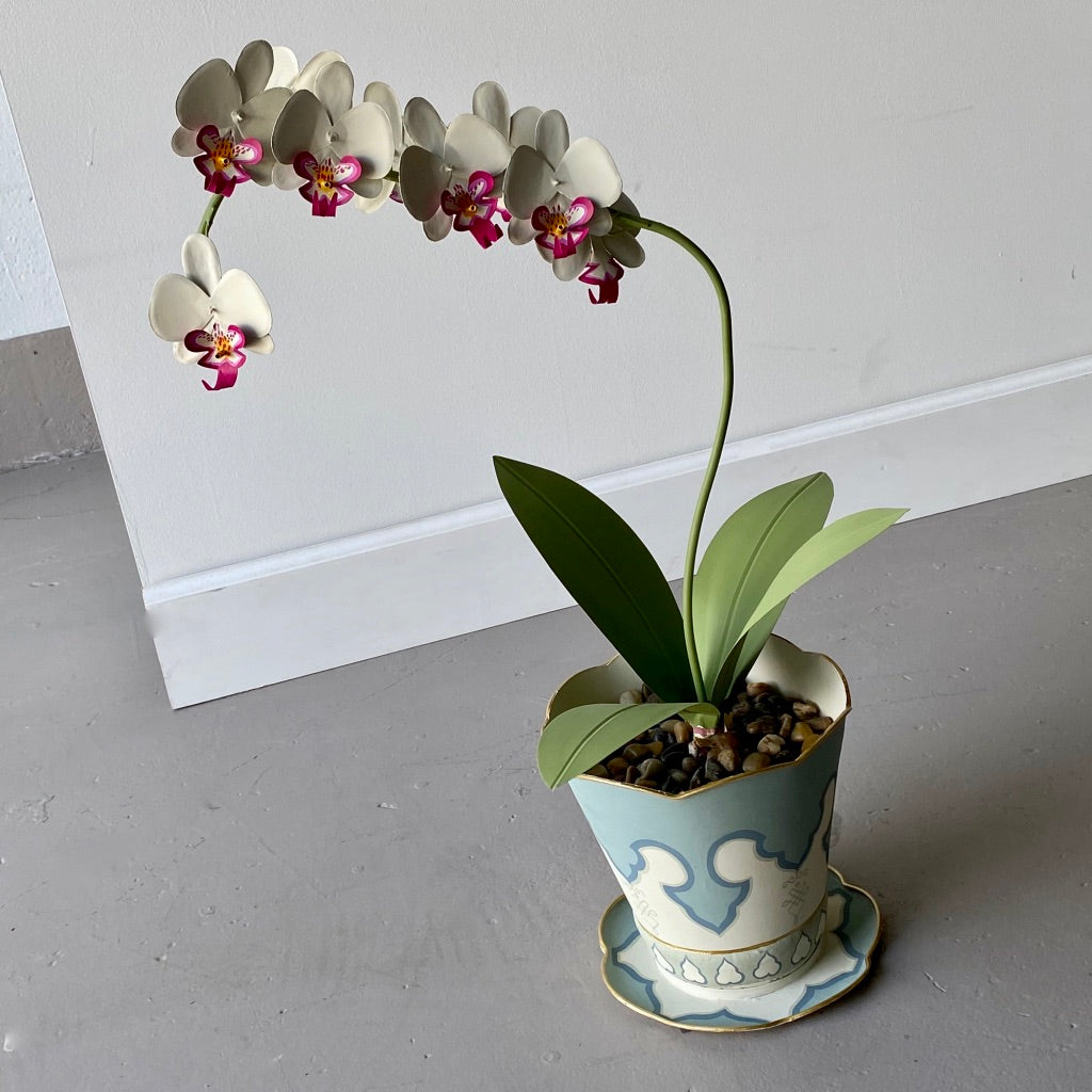 Tole Orchid - Get the Gusto, Tole Flower - interior design, shop Get the Gusto - Get the Gusto, Amazon Get the Gusto - gusto shop