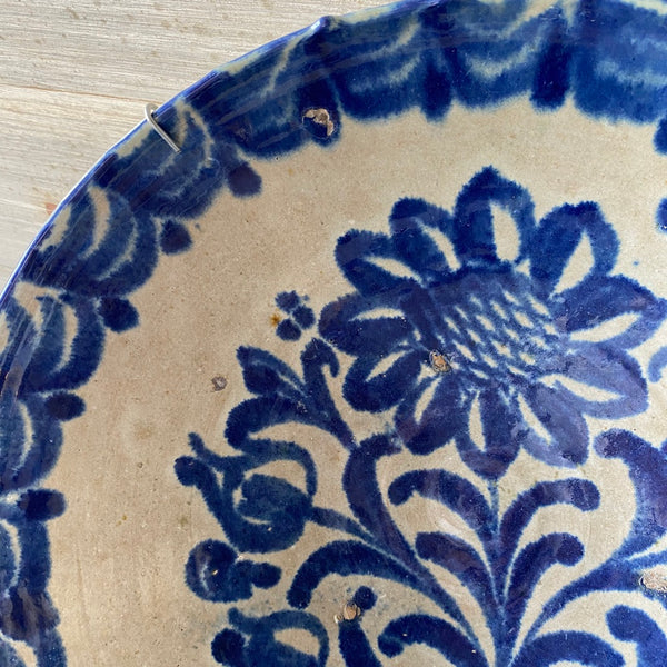 18th C. Spanish Culo Mono Bowl Large - Get the Gusto, Pottery - interior design, shop Get the Gusto - Get the Gusto, Amazon Get the Gusto - gusto shop