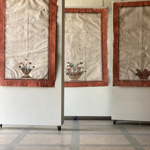 18th C. Swedish Wall Panels