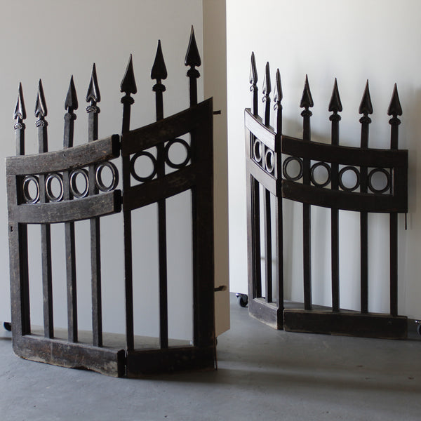 Pair of Wood Stable Gates - Get the Gusto, Architectural - interior design, shop Get the Gusto - Get the Gusto, Amazon Get the Gusto - gusto shop