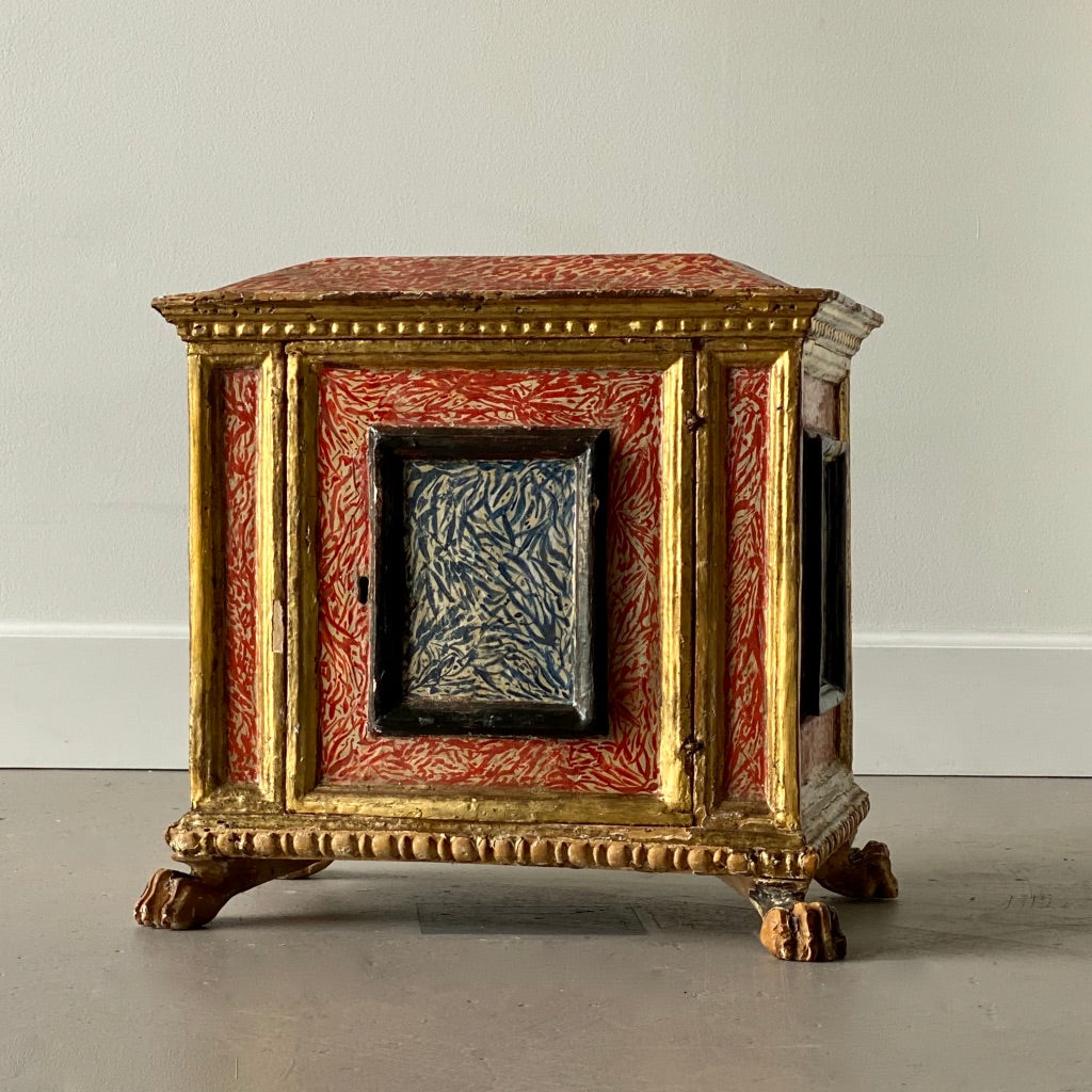 19th C. Miniature Italian Cabinet - Get the Gusto, Cabinet - interior design, shop Get the Gusto - Get the Gusto, Amazon Get the Gusto - gusto shop