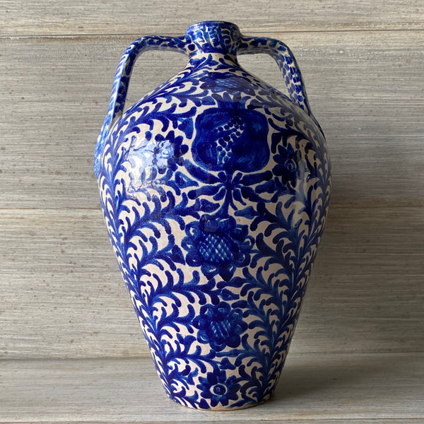18th C. Heraldic Vase - Get the Gusto, Pottery - interior design, shop Get the Gusto - Get the Gusto, Amazon Get the Gusto - gusto shop