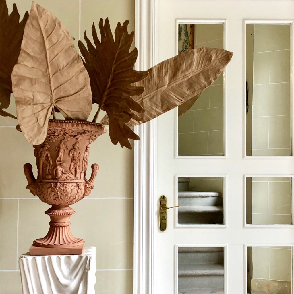 Paper-Mache Leaves - Get the Gusto, papermache - interior design, shop Get the Gusto - Get the Gusto, Amazon Get the Gusto - gusto shop