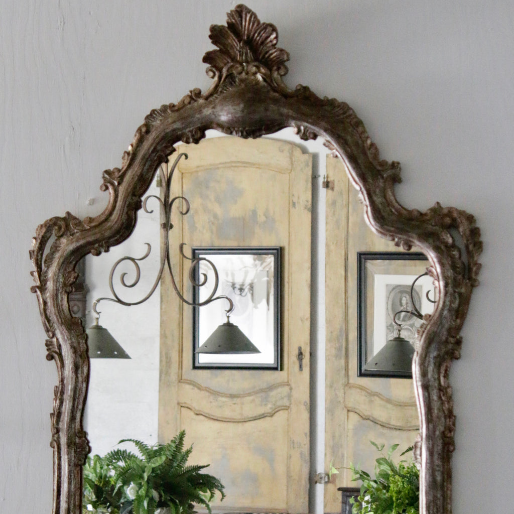 Pair of 20th Century Italian Gilded Mirrors - Get the Gusto, Mirror - interior design, shop Get the Gusto - Get the Gusto, Amazon Get the Gusto - gusto shop