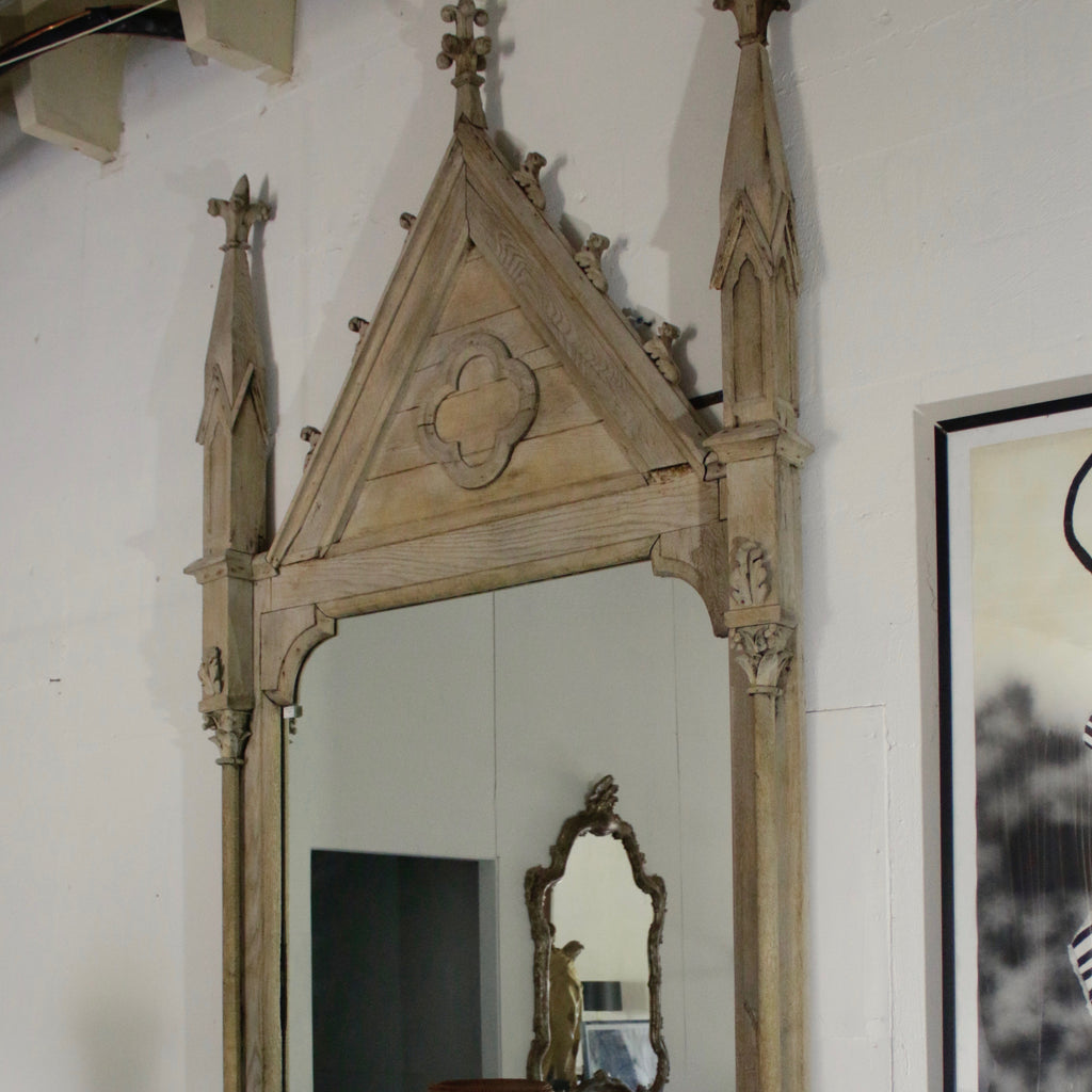 19th Century French Gothic Mirror - Get the Gusto, Mirror - interior design, shop Get the Gusto - Get the Gusto, Amazon Get the Gusto - gusto shop