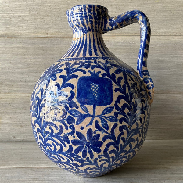 18th C. Spanish Wedding Pitcher - Get the Gusto, Pottery - interior design, shop Get the Gusto - Get the Gusto, Amazon Get the Gusto - gusto shop