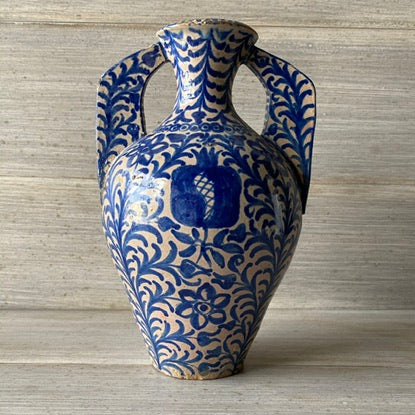 18th C. Spanish  Alambre Vase (1) - Get the Gusto, Pottery - interior design, shop Get the Gusto - Get the Gusto, Amazon Get the Gusto - gusto shop