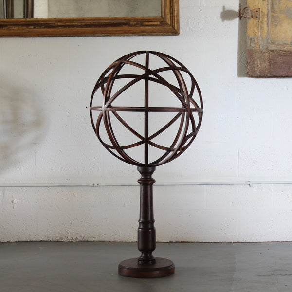 Midcentury French Sphere - Get the Gusto, Object - interior design, shop Get the Gusto - Get the Gusto, Amazon Get the Gusto - gusto shop