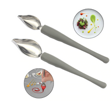 Large or Small Spoon for Chocolate Decorating