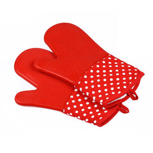 Silicone Mitts