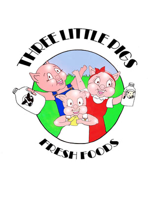Three Little Pigs Fresh Foods