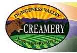 Dungeness Valley Creamery Ground Beef Box of 20lbs
