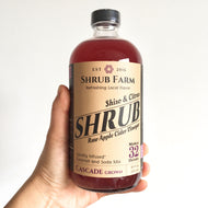 Shrub Shiso & Citrus 16oz