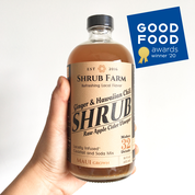 Shrub Ginger & Hawaiian Chili 16oz