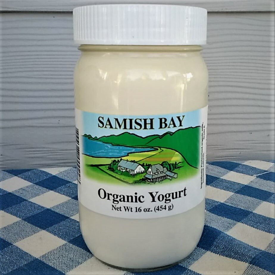 Samish Bay Yogurt 16oz