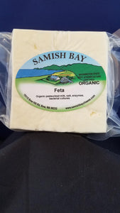 Samish Bay Feta Cheese 1/3 lb