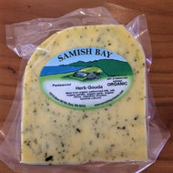 Samish Bay Herb Gouda Cheese 1/3lb