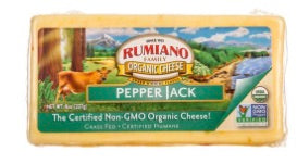 Rumiano Pepperjack Cheese 8oz