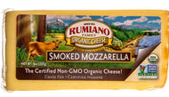 Rumiano Organic Smoked Mozzarella Cheese 8oz