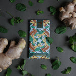 60% Dark Chocolate with Ginger & Mint