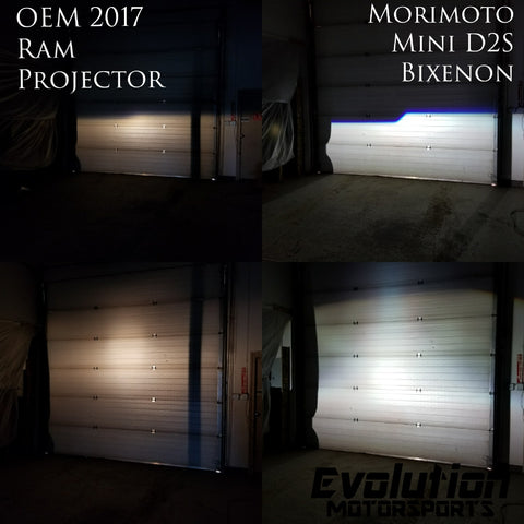 13-18 Ram Projector Upgrade