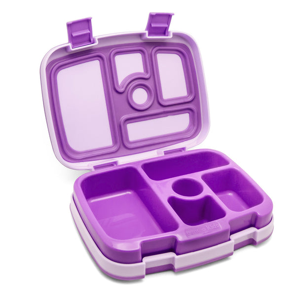 Bentgo Kids Lunch Box - Purple