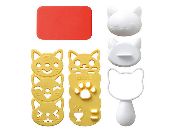 Cat Rice Mould