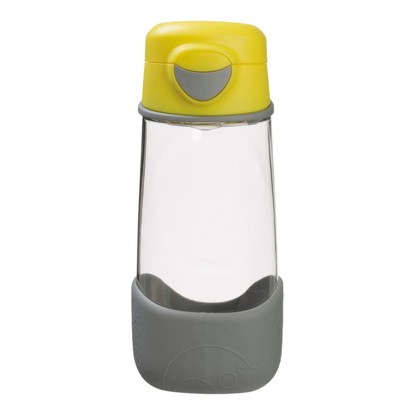 b.box sport spout drink bottle lemon sherbet