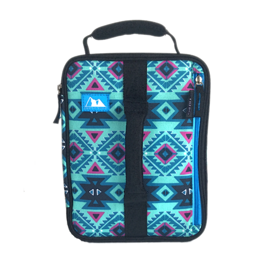 Arctic Zone Expandable Insulated Bag - Aztec