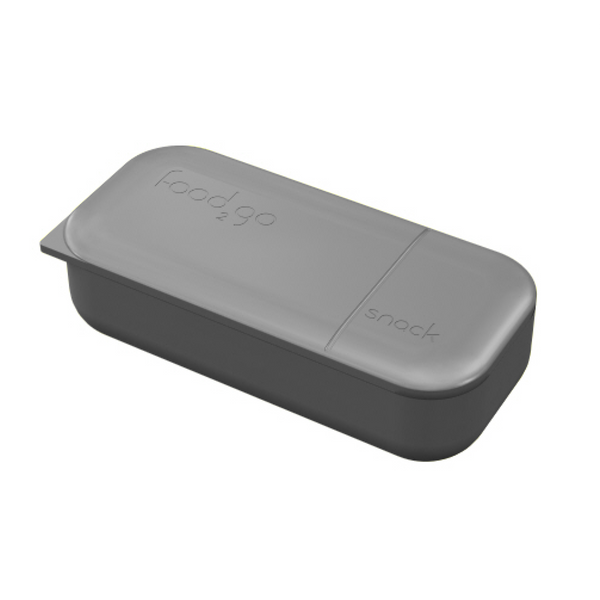 Avanti Food2Go Snack Pod - Grey