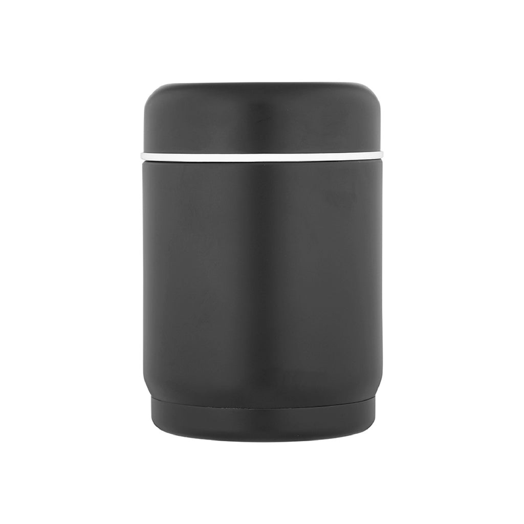 Tempa Avery Insulated Food Jar - Small - Matte Black