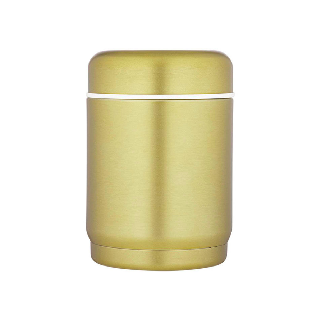 Tempa Avery Insulated Food Jar - Small - Gold