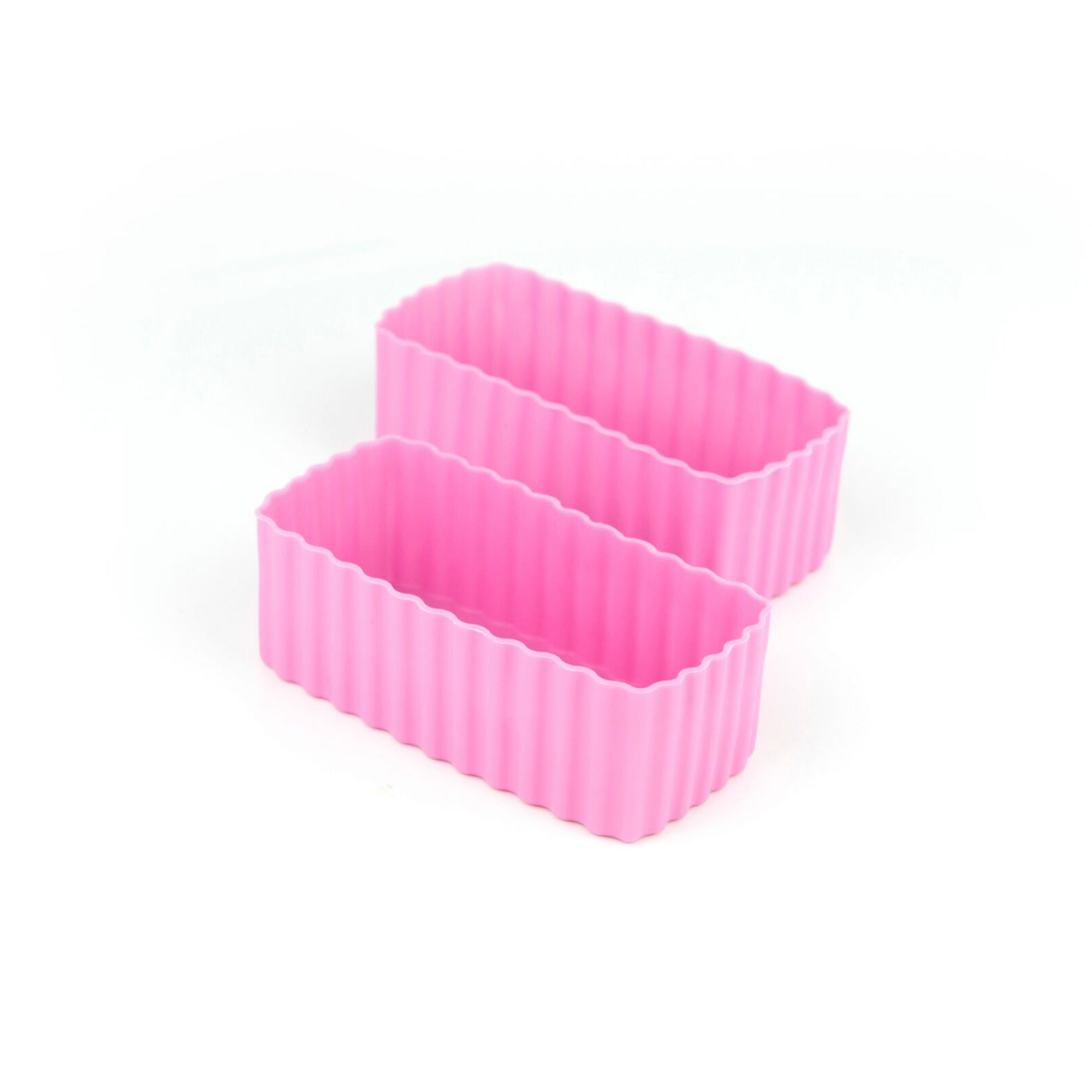Little Lunch Box Co Rectangle Bento Cups - Pink