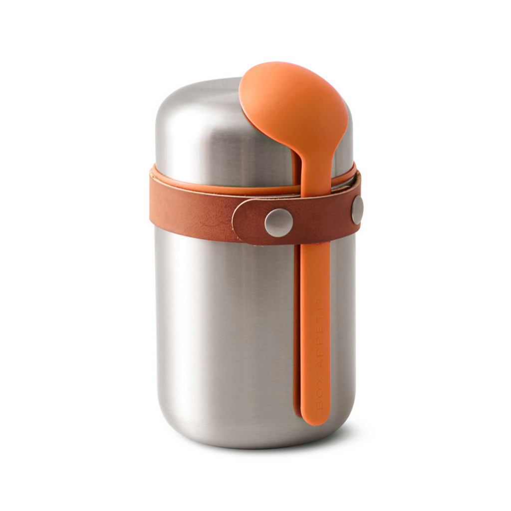 Black+Blum Insulated Food Jar - Orange