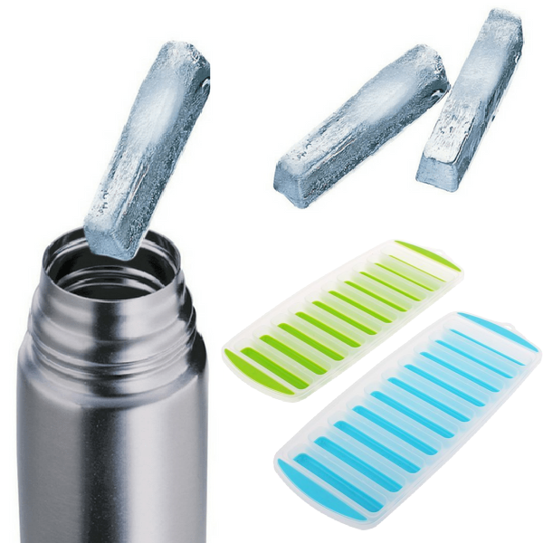 Easy Release Ice Stick Trays - Set Of 2