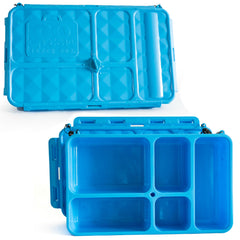 Go Green Lunch Box Set - Blue Camo