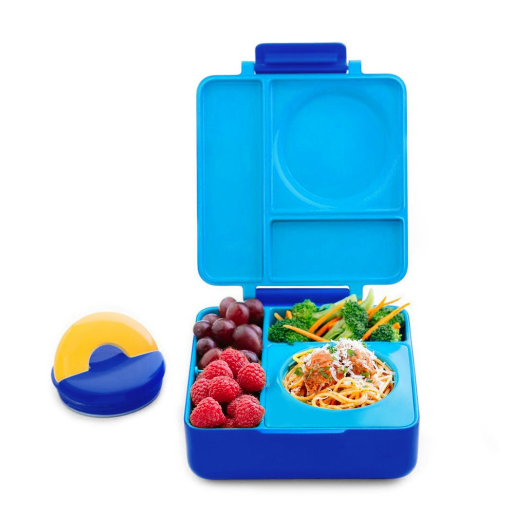 OmieBox Hot & Cold Lunch Box - Sky Blue