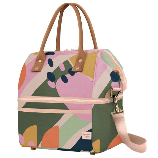 The Somewhere Co. Insulated Picnic Bag - Sprinkled Soiree