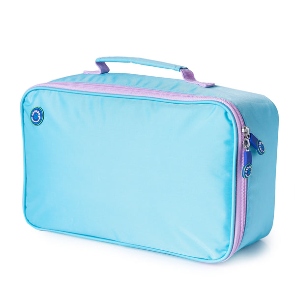 CoolPod Freezable LARGE Insulated Bag - Sky & Lilac