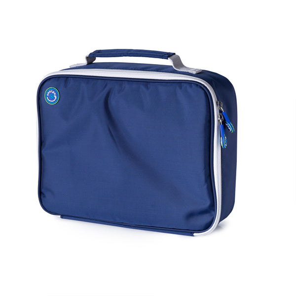 CoolPod Freezable Regular Insulated Bag - Navy & Grey