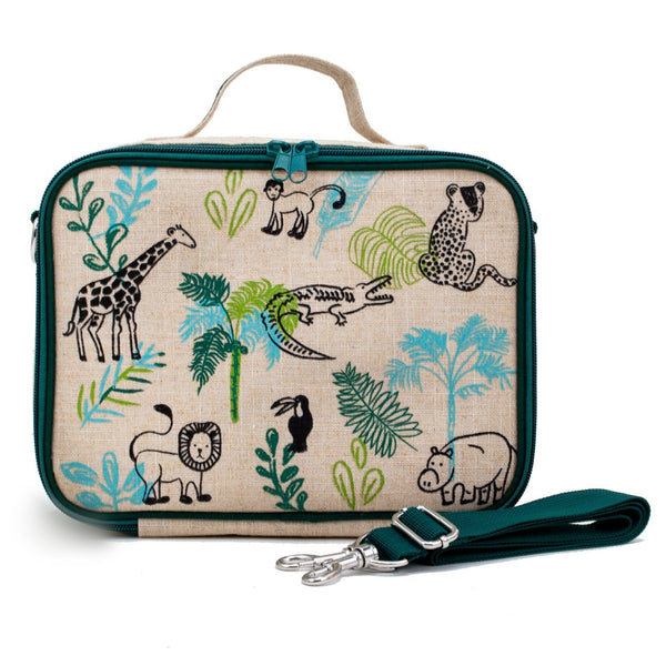 SoYoung Insulated Bag - Safari Friends