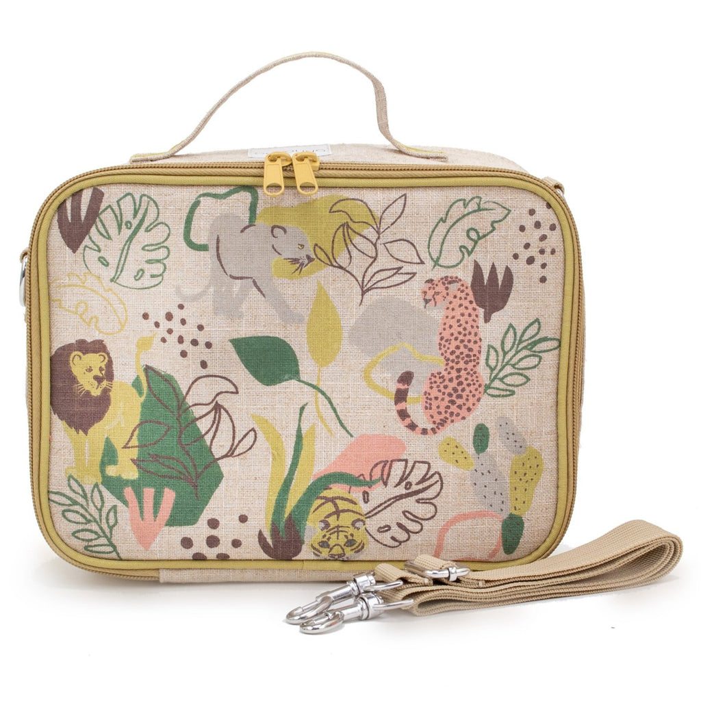 SoYoung Insulated Bag - Jungle Cats