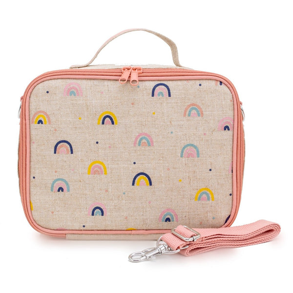 SoYoung Neo Rainbow lunch bag
