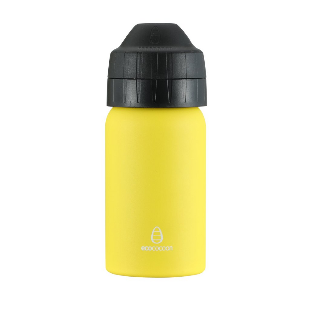 Ecococoon 350ml Drink Bottle - Lemon Quartz