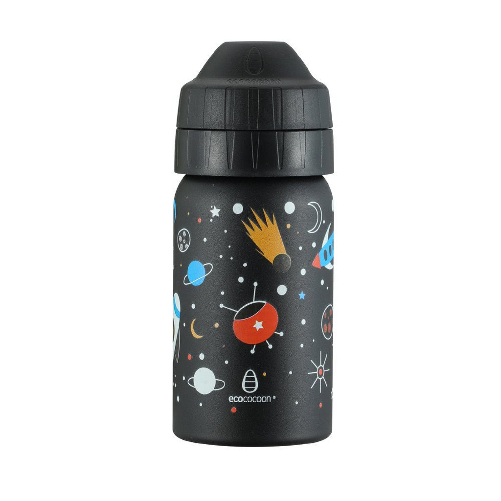Ecococoon 350ml Drink Bottle - Speedy Rockets