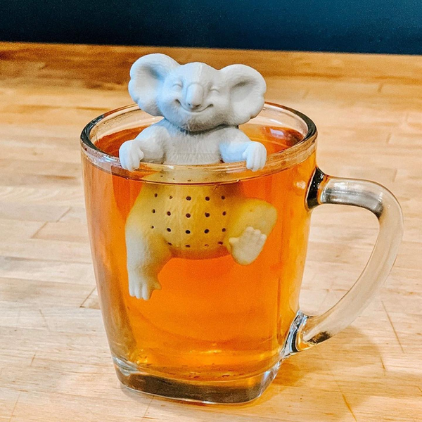 Fred Tea-Dweller - Koala Tea Infuser