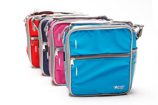Fridge-To-Go Insulated Bag - Medium