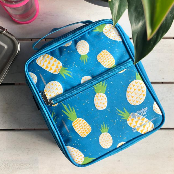 Fridge To Go Insulated Bag - Medium - Pineapple