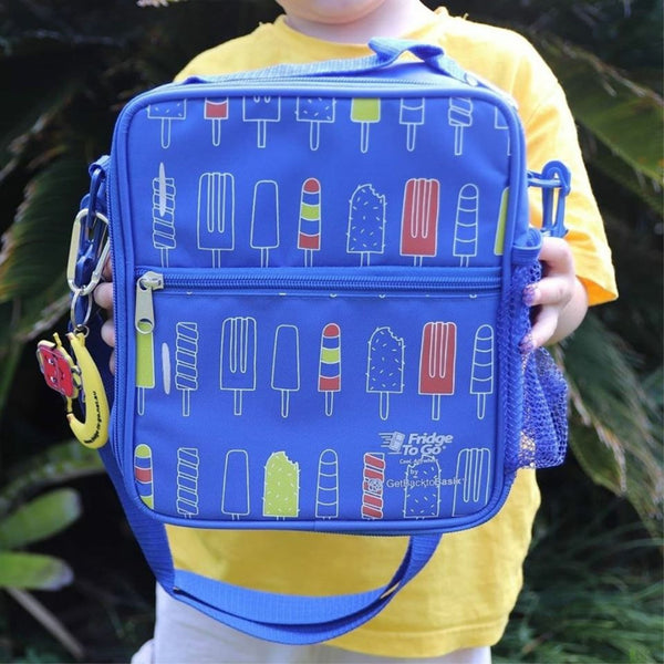 Fridge To Go Insulated Bag - Medium - Popsicles