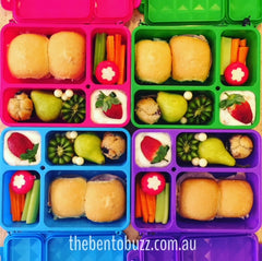 Go Green Lunch Box GREEN - Medium